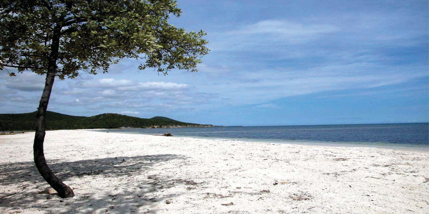 Beachfront Property for sale: White Sand beach and Coral Reef area