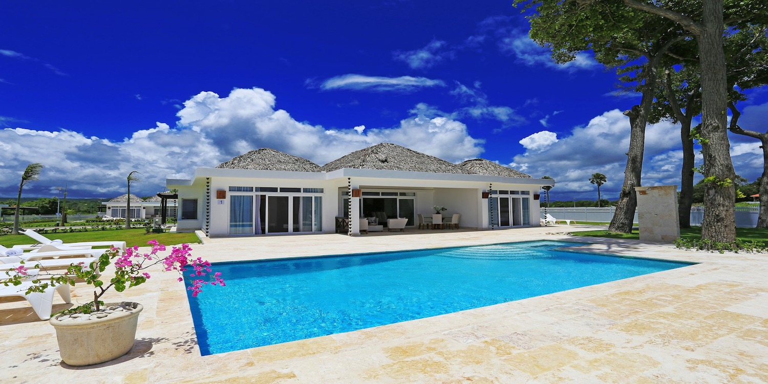 Villas for Rent with swimming pool