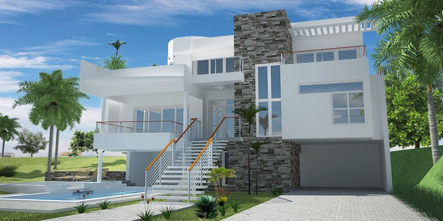Ultra Modern Villa in Sosua Dominican Republic